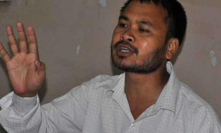 akhil gogoi arrested protests erupt across assam
