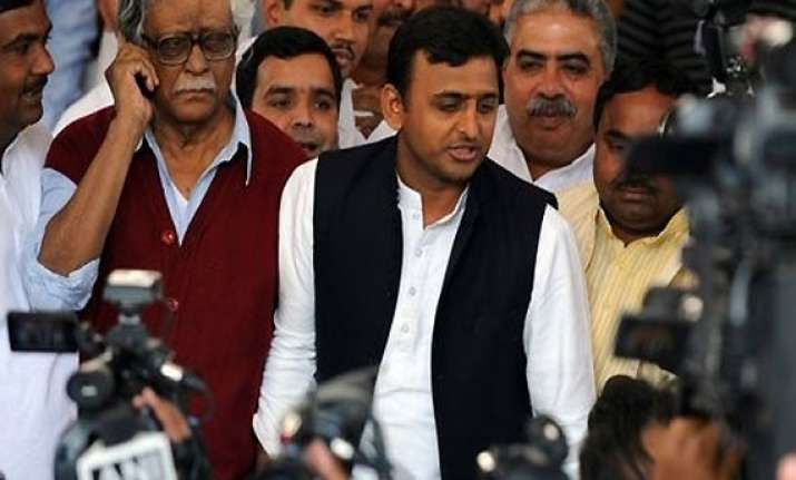 akhilesh 12 others declared elected unopposed to council