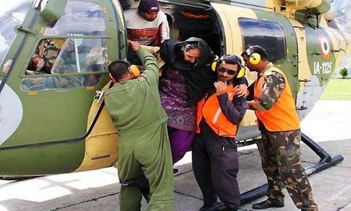 all pilgrims evacuated from hemkund sahib punjab