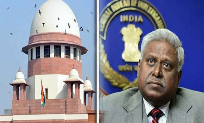 all powerful cbi chief without checks risky centre tells sc
