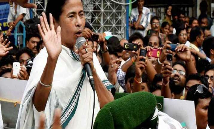allegations counter allegations mark poll eve in bengal
