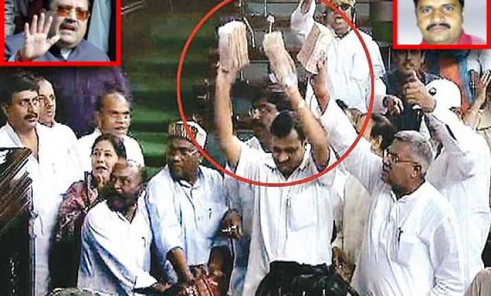 cash for vote cong leaders absolved amar advani aide charged