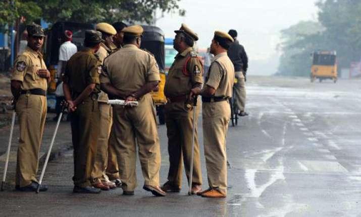 ambedkar statue desecrated in andhra pradesh