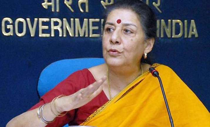 ambika soni asks media to be impartial