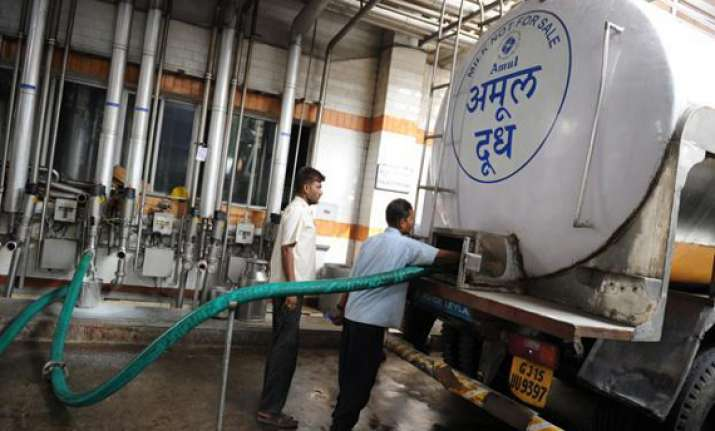amul milk prices hiked in gujarat and rajasthan