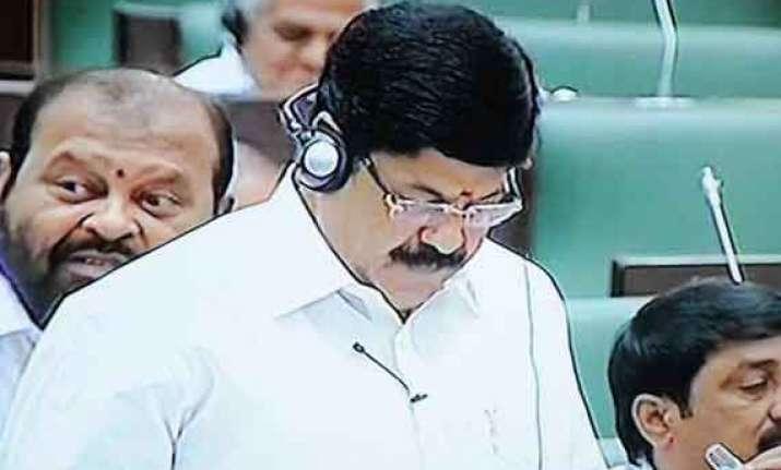 andhra pradesh presents budget with rs 474 cr revenue