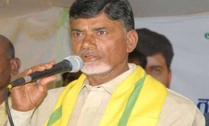 andhra pradesh aims to be drought proof in five years says