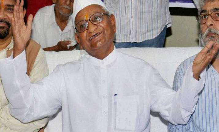 anna hazare says it s kejriwal s victory not defeat