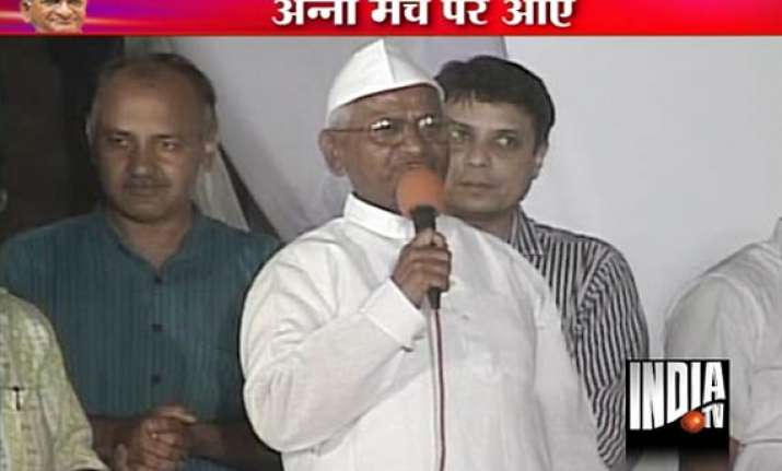 this is half a victory says anna will break his fast on