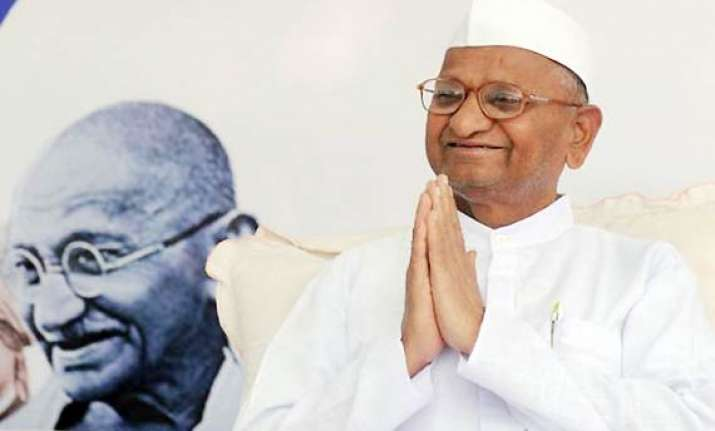 anna asks mps to stop introduction of lokpal bill