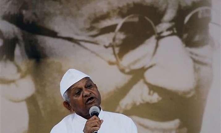 anna hazare has deviated from his objective says rajendra
