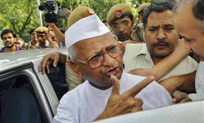 anna hazare says he is willing to face bullets for agitation