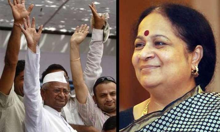anna hazare s fast is premature says congress