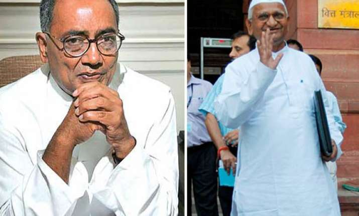 anna may get ramdev treatment if he fasts digvijay
