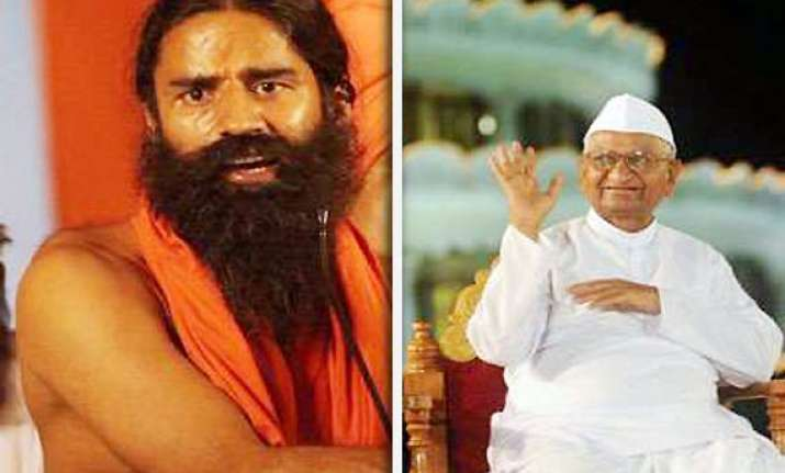 anna ramdev political leaders condemn assault on pawar ncp