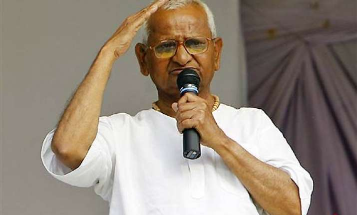 anna s condition met ls to discuss jan lokpal on friday