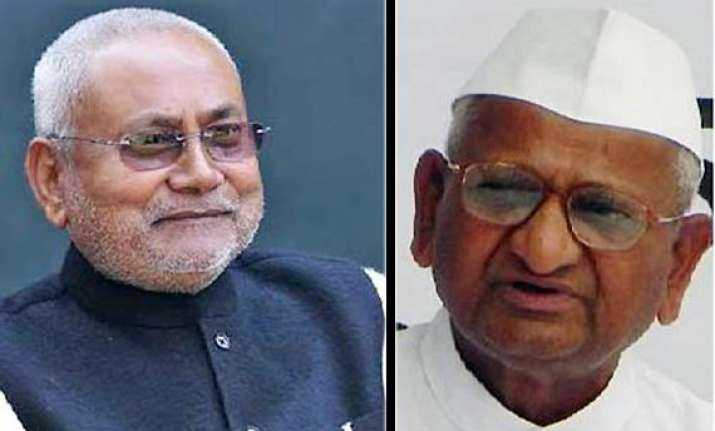 anna s fast should be allowed nitish