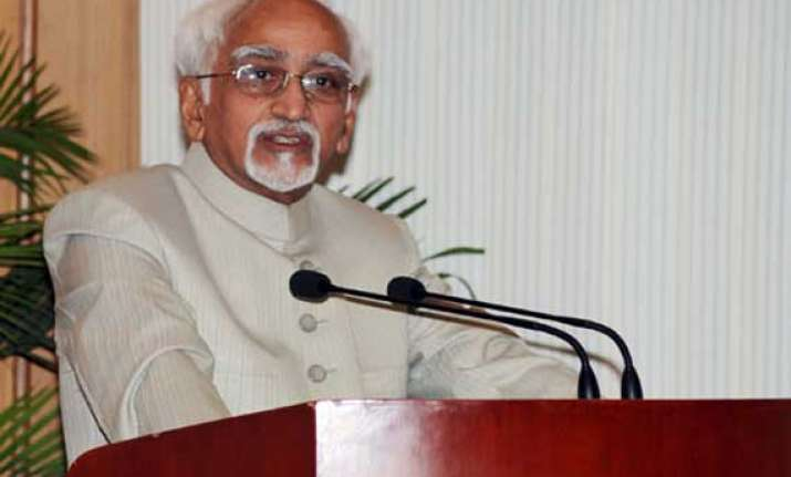 ansari lauds role of church in nation building