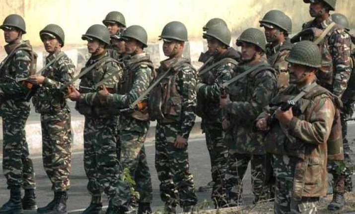 anti naxal operation government deploys 1 000 fresh bsf