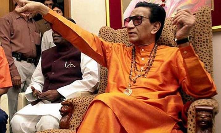 anti marathi remarks thackeray warns of anti kannada