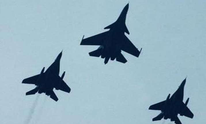 antony inaugurates sukhoi airbase in thanjavur