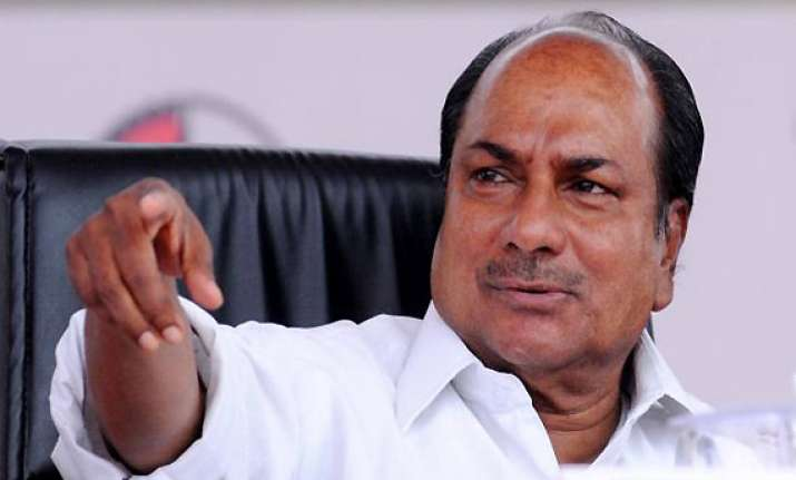 antony to hold high level meeting over review of keran