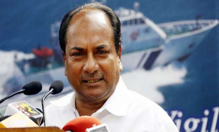 antony asks forces to maintain operational readiness