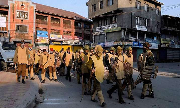 army called out curfew in kishtwar after communal violence