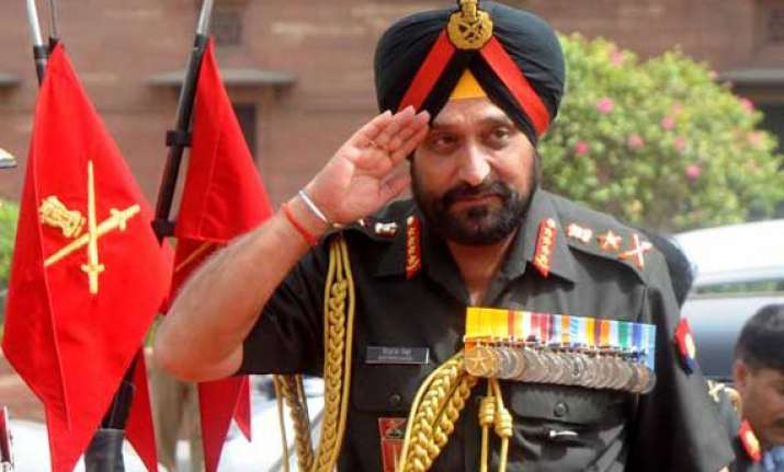 army chief to pay tribute to kargil war martyrs