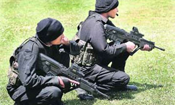 army deploys para commandos to flush out pak intruders in