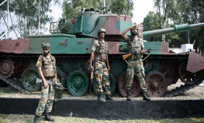 army foils infiltration bid in keran sector 3 militants
