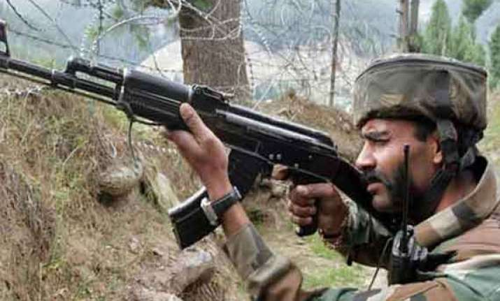 army foils infiltration bid in jammu and kashmir