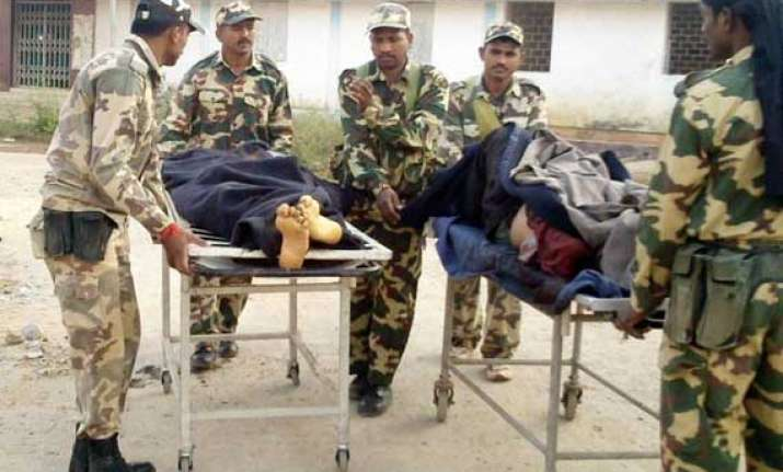 army jawan shoots five colleagues in kashmir camp commits
