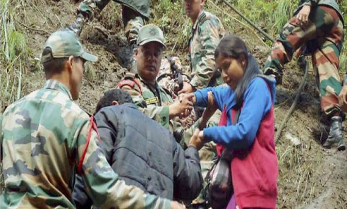 army launches web site on uttarakhand relief