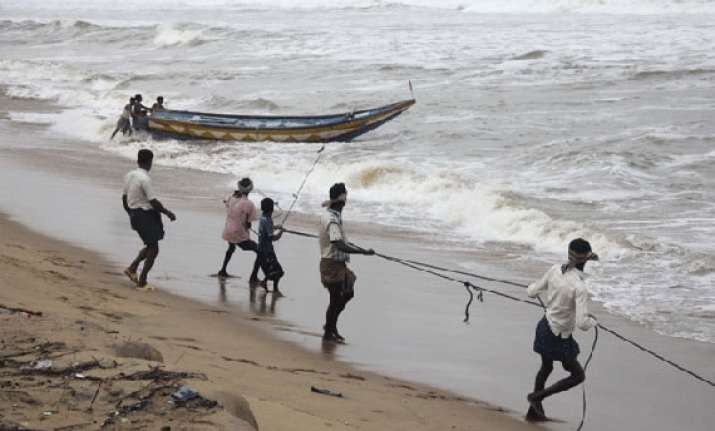 army saves people of 4 odisha villages hit by cyclone