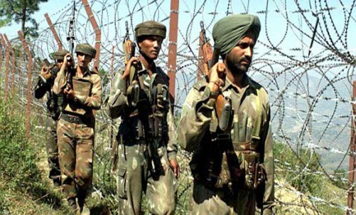 army seizes ak rifles rocket launchers in kashmir forest