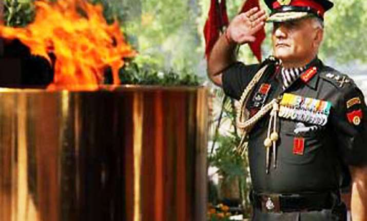 army chief has a right to retire with dignity says gen singh