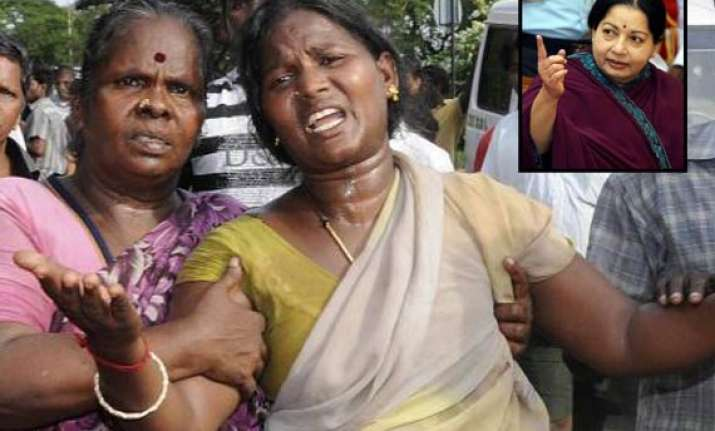 jaya demands hand over army jawan to state police