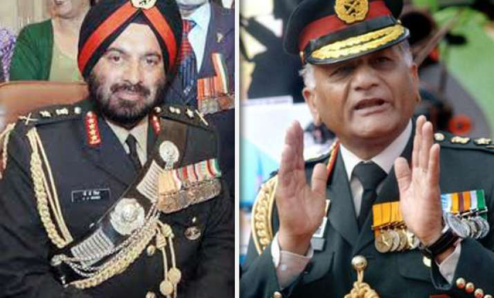 army lost sheen in age row environment vitiated says j j