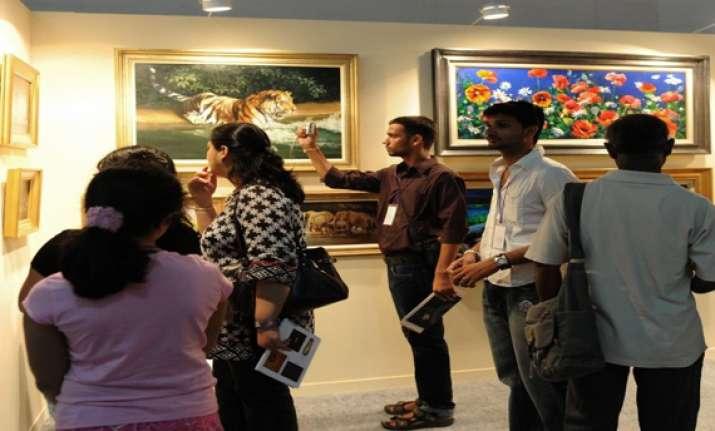 art summit organised in jaipur in november