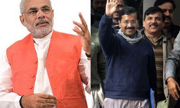 arvind kejriwal richer than narendra modi