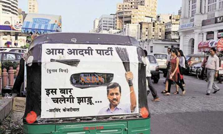arvind kejriwal to address auto drivers in delhi tomorrow