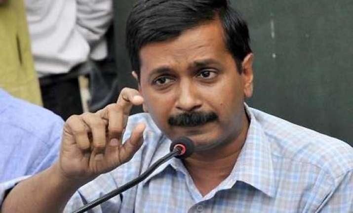 arvind kejriwal joins protest against delhi gangrape