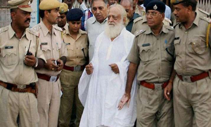 asaram moves gandhinagar court for regular bail