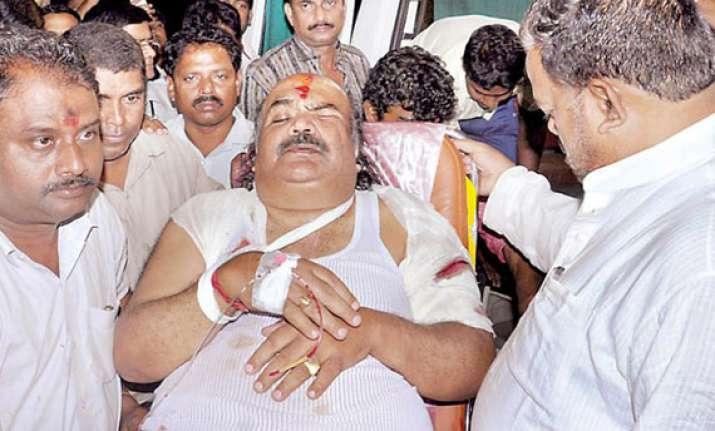 odisha minister maheshwar mohanty out of danger bullet
