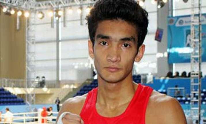 assam cm congratulates boxer shiva thapa