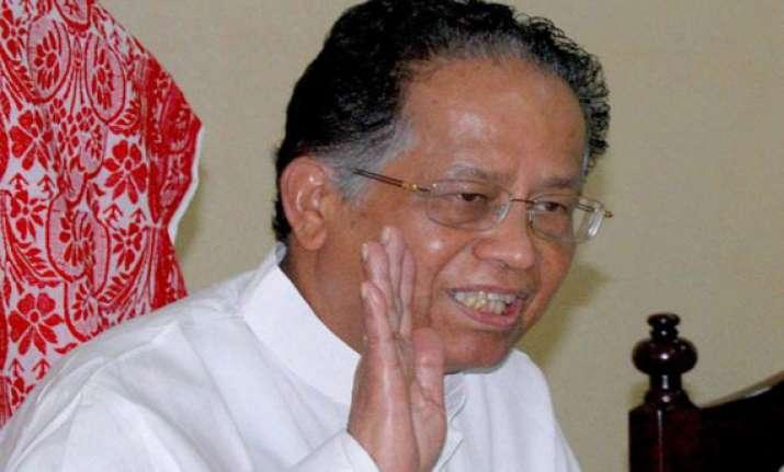 assam chief minister tarun gogoi to resign today