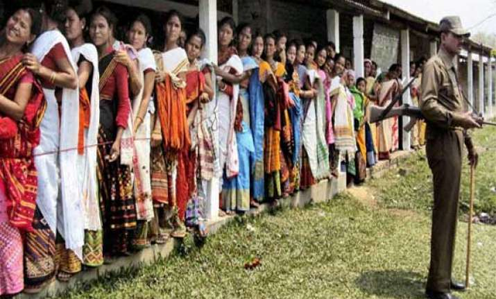 assam final phase polls tomorrow pm to cast vote in guwahati