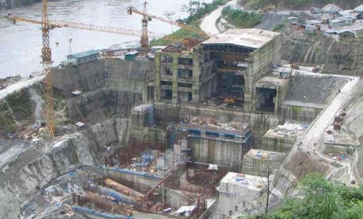 assam not exerting pressure on centre on lower subansiri dam