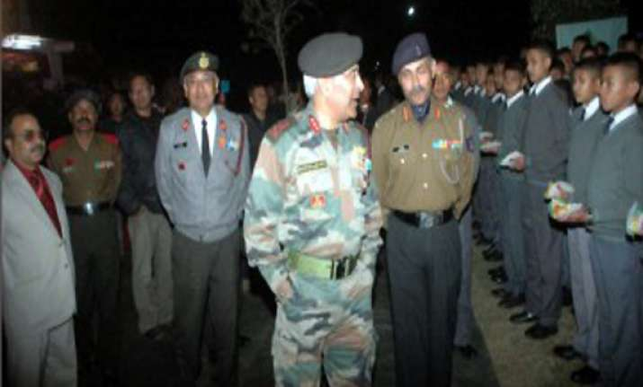 assam rifles dg rameshwar roy sent back to army